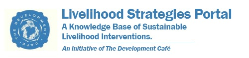 Livelihood Strategies Portal - Mapping Sustainable Livelihoods