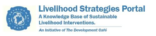 Livelihood Strategies Portal - Mapping Sustainable Livelihoods